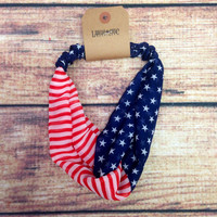 MISS AMERICAN PIE HEADBAND – LaRue Chic Boutique