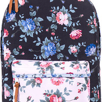Herschel Supply Heritage Floral Print 11L Backpack