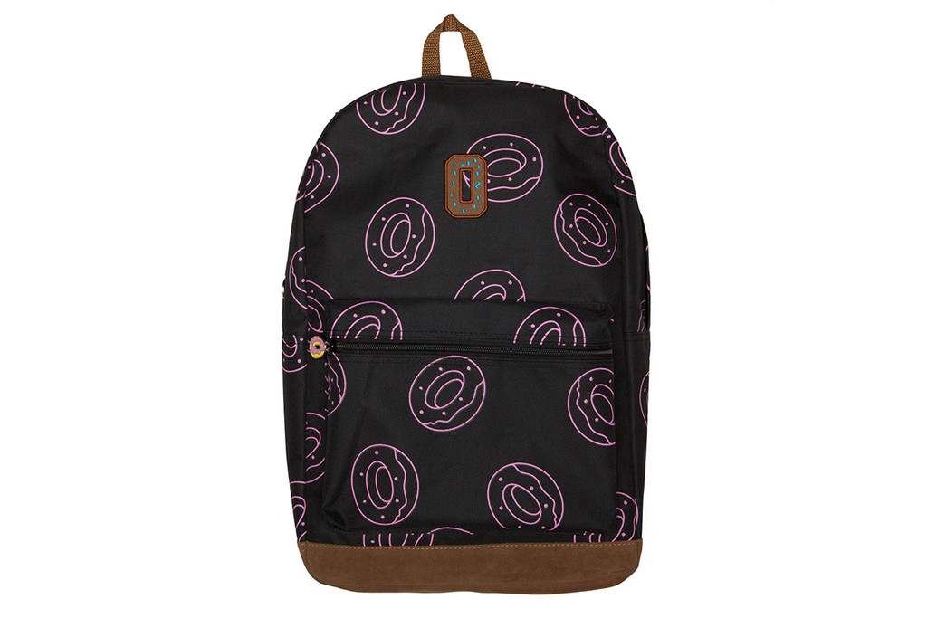 ALL OVER DONUT BACKPACK BLACK – Odd from Odd Future