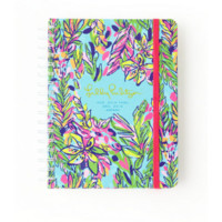 Lilly Pulitzer 2014-2015 Hot Spot Large Agenda