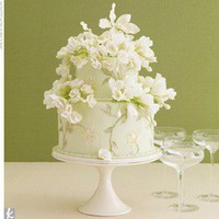 Real Weddings - Wedding Cakes by Style - Formal Wedding Cakes