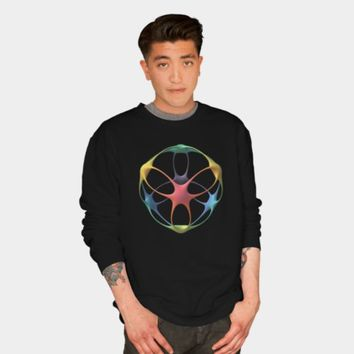 Hello, Human - Men's Sweatshirt by Lyle1958 @ Design by Humans