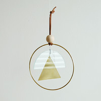 Mini Chime Triangle Dome
