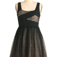 Fit for Elegance Dress | Mod Retro Vintage Dresses | ModCloth.com