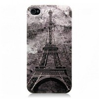 Eiffel Tower Embossment Iphone4/4s Case - Embossment Cases - iPhone CasesCovers - Apple Accessories  - Electronics