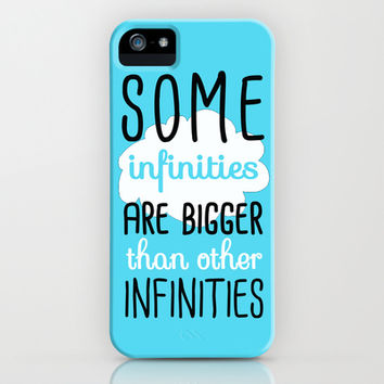 Some Infinities  The Fault In Our Stars iPhone   iPod Case