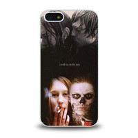 iPhone 5 5S case protective skin cover with American Horror Story poster design #1