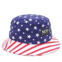 Neff Americana Bucket Hat - Mens Backpack -