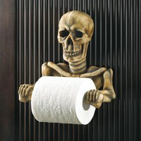Spooky Toilet Paper Holder - Toilet Tissue Holders
