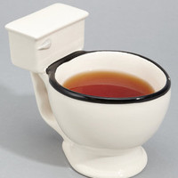 FredFlare.com - Big Mouth Toys Toilet Mug - Shop Gag Gifts Now