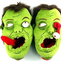 Zombies Plush Slippers