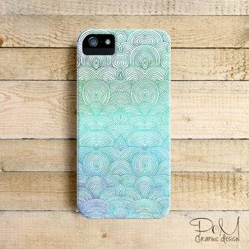 Clouds In The Sky - iPhone 5/5c case, iPhone 4/4s case, Samsung Galaxy S3/S4
