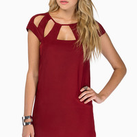 Strapped In Shift Dress $39