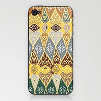 In the Woods in the 1960's iPhone & iPod Skin by Romi Vega | Society6