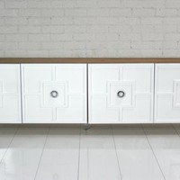 www.roomservicestore.com - St. Tropez Credenza in South American Machiche Wood