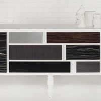 www.roomservicestore.com - Barcelona Tall Credenza/Dresser