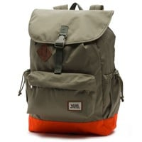 Vans Coyote Hills Backpack (Army/Flame)