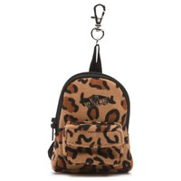 Vans Backpack Keychain (Mocha Bisque)