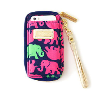 Carded ID Wristlet - Lilly Pulitzer
