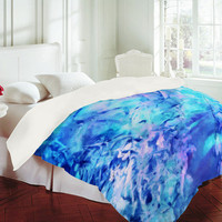 DENY Designs Home Accessories | Rosie Brown Ocean Bottom Duvet Cover