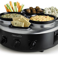 Entertaining Slow Cookers - SCRTD305-BS