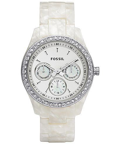 fossil stella resin from buckle