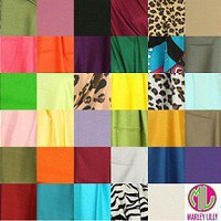 Monogrammed Solid Pashmina Scarf