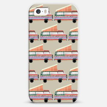US camper van pebble iPhone 5s case by Sharon Turner | Casetify ~ get $5 off using code: 5A7DC3