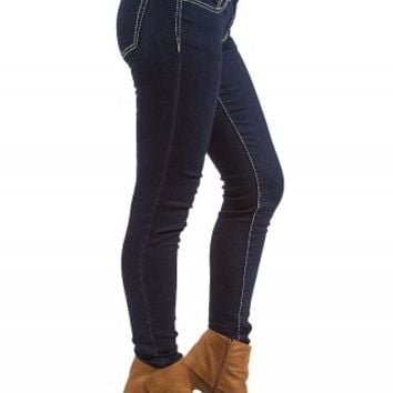HARLOW ULTRA JEGGING DARK JEANS