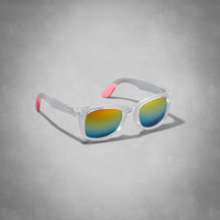 Frosted Classic Sunglasses