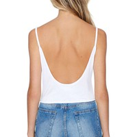 Nasty Gal Get the Scoop Tank
