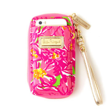 Carded ID Wristlet  Lilly Pulitzer