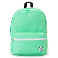 Zine Neon Mint Backpack