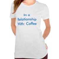 In a Relationship With: Coffee
