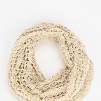 Staring At Stars Crochet Braid Eternity Scarf  Urban Outfitters