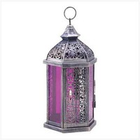 Enchanted Amethyst Candle Lamp  13931 - Candle & Soapmaking Kits