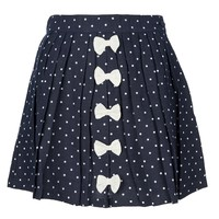 The Village Green Polka Skirt With Bows - No-One - farfetch.com