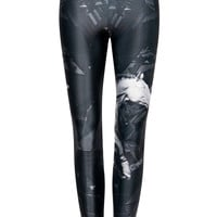 We Are Handsome - The White Knight Leggings