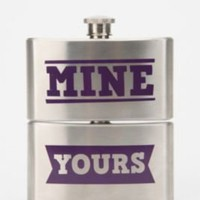 UrbanOutfitters.com > Mine & Yours Flask