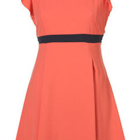 Ruffle Sleeve Dress by Wal G** - Dresses - Clothing - Topshop