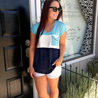 Sold Out! Sea Breeze Blouse