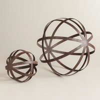 Iron Sphere Decor - World Market
