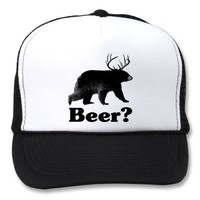 Beer Hats from Zazzle.com