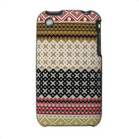 American culture pattern iphone 3 cases from Zazzle.com