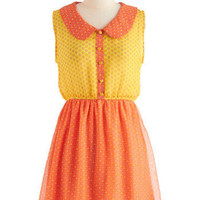 Citrus Pretty Dress | Mod Retro Vintage Dresses | ModCloth.com
