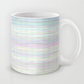 Re-Created Angel Hair III Mug by Robert S. Lee