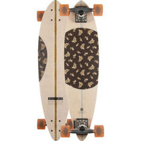 Globe Paisley Fibercarve Skateboard Natural One Size For Men 24373942301