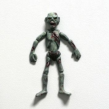 The Magnetic Dead - 3D Zombie Magnets