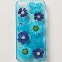 Pressed Hydrangea iPhone 5 Case