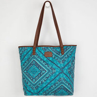 Billabong Mi Casa Luv Tote Bag Blue One Size For Women 23521620001